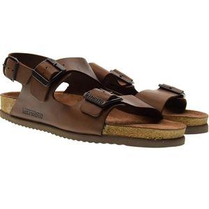 Mephisto sandal nardo dark brown size 39